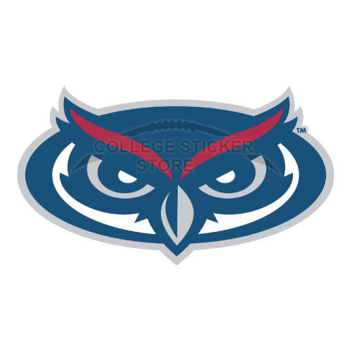 Design Florida Atlantic Owls Iron-on Transfers (Wall Stickers)NO.4379