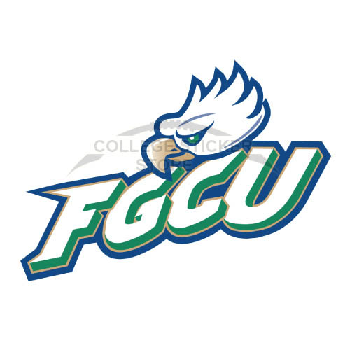Design Florida Gulf Coast Eagles Iron-on Transfers (Wall Stickers)NO.4391