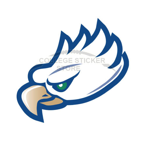 Design Florida Gulf Coast Eagles Iron-on Transfers (Wall Stickers)NO.4392