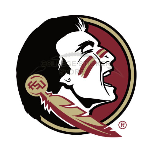 Design Florida State Seminoles Iron-on Transfers (Wall Stickers)NO.4399