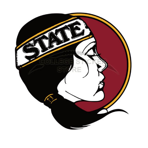 Design Florida State Seminoles Iron-on Transfers (Wall Stickers)NO.4401