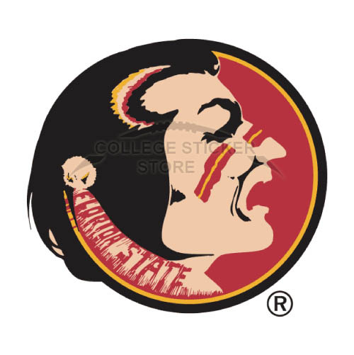 Design Florida State Seminoles Iron-on Transfers (Wall Stickers)NO.4403