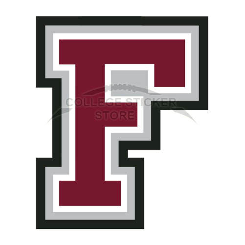 Design Fordham Rams Iron-on Transfers (Wall Stickers)NO.4410