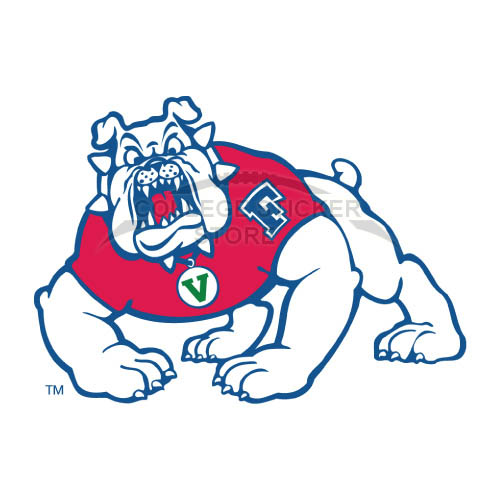 Design Fresno State Bulldogs Iron-on Transfers (Wall Stickers)NO.4419