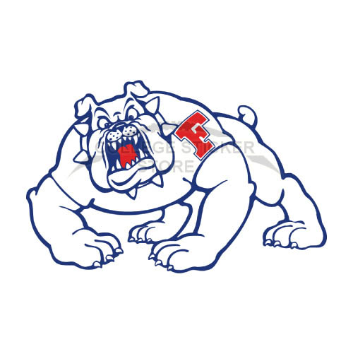 Design Fresno State Bulldogs Iron-on Transfers (Wall Stickers)NO.4422