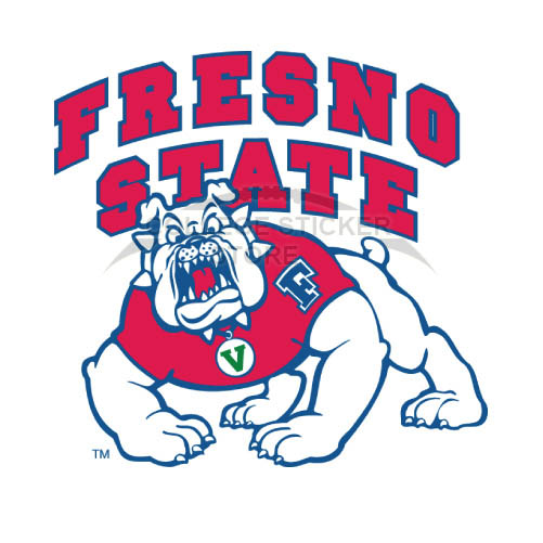 Design Fresno State Bulldogs Iron-on Transfers (Wall Stickers)NO.4423