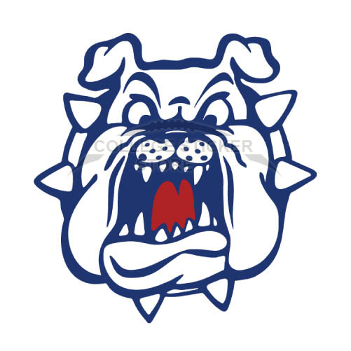 Design Fresno State Bulldogs Iron-on Transfers (Wall Stickers)NO.4424
