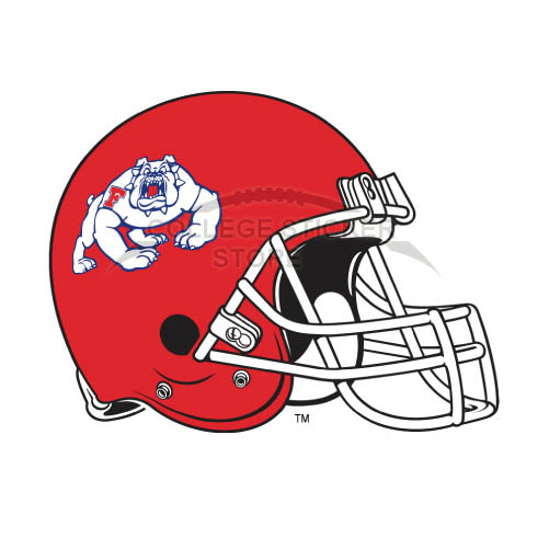Design Fresno State Bulldogs Iron-on Transfers (Wall Stickers)NO.4425