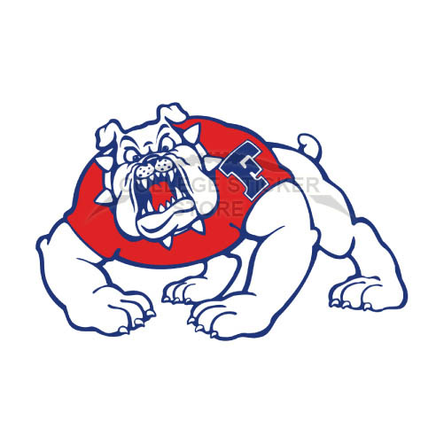 Design Fresno State Bulldogs Iron-on Transfers (Wall Stickers)NO.4426