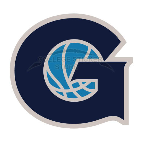 Design Georgetown Hoyas Iron-on Transfers (Wall Stickers)NO.4455