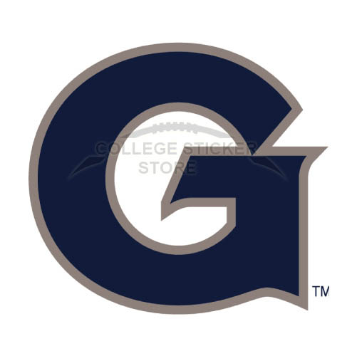 Design Georgetown Hoyas Iron-on Transfers (Wall Stickers)NO.4456