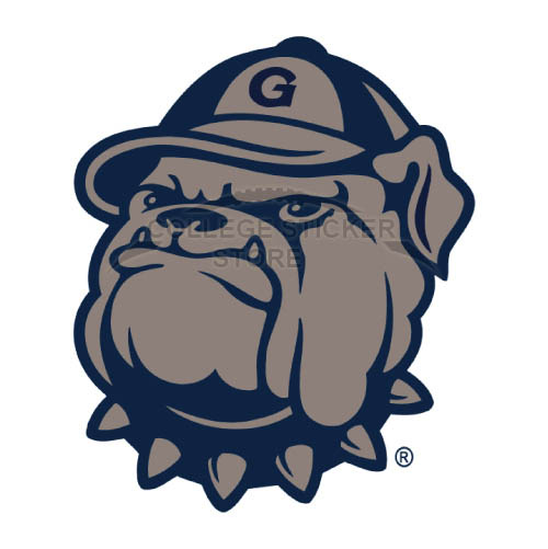 Design Georgetown Hoyas Iron-on Transfers (Wall Stickers)NO.4459