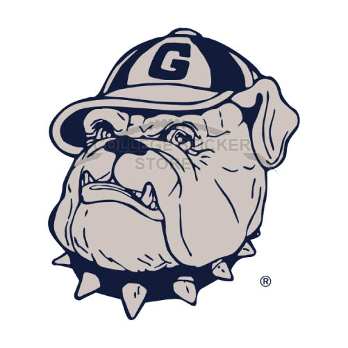 Design Georgetown Hoyas Iron-on Transfers (Wall Stickers)NO.4462
