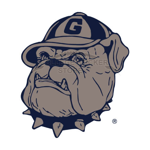 Design Georgetown Hoyas Iron-on Transfers (Wall Stickers)NO.4463