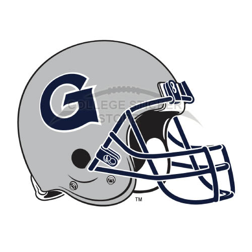 Design Georgetown Hoyas Iron-on Transfers (Wall Stickers)NO.4464