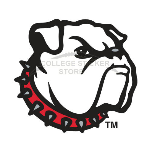 Design Georgia Bulldogs Iron-on Transfers (Wall Stickers)NO.4467