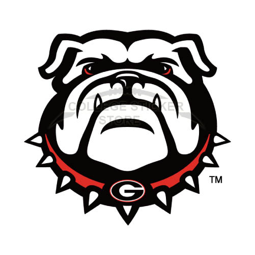 Design Georgia Bulldogs Iron-on Transfers (Wall Stickers)NO.4469