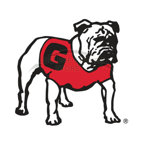 Design Georgia Bulldogs Iron-on Transfers (Wall Stickers)NO.4470