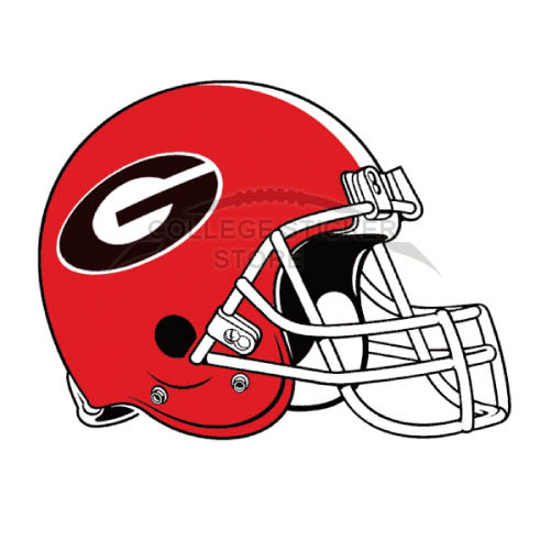 Design Georgia Bulldogs Iron-on Transfers (Wall Stickers)NO.4473