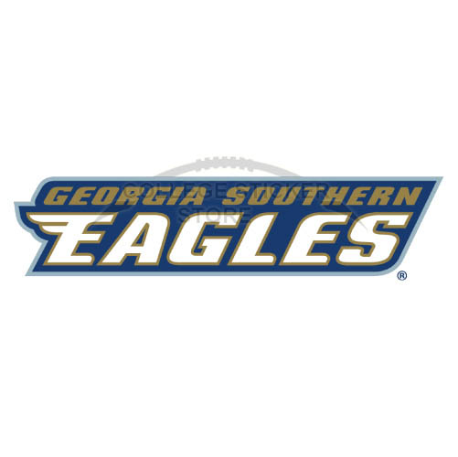 Design Georgia Southern Eagles Iron-on Transfers (Wall Stickers)NO.4477
