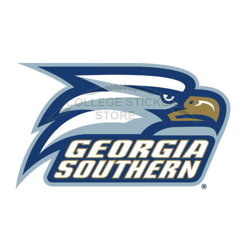 Design Georgia Southern Eagles Iron-on Transfers (Wall Stickers)NO.4478