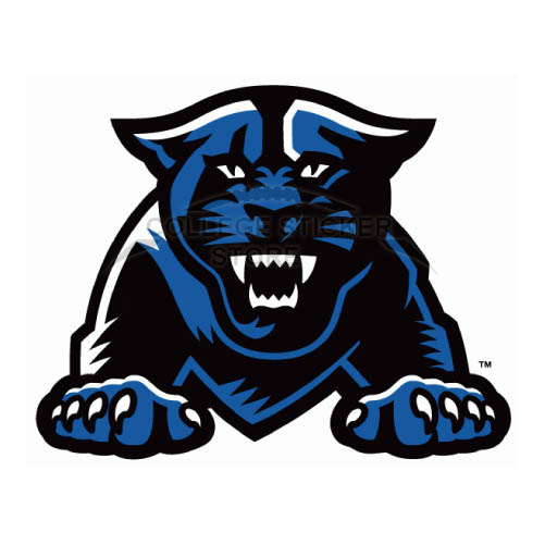 Design Georgia State Panthers Iron-on Transfers (Wall Stickers)NO.4489