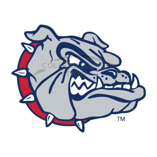 Design Gonzaga Bulldogs Iron-on Transfers (Wall Stickers)NO.4505