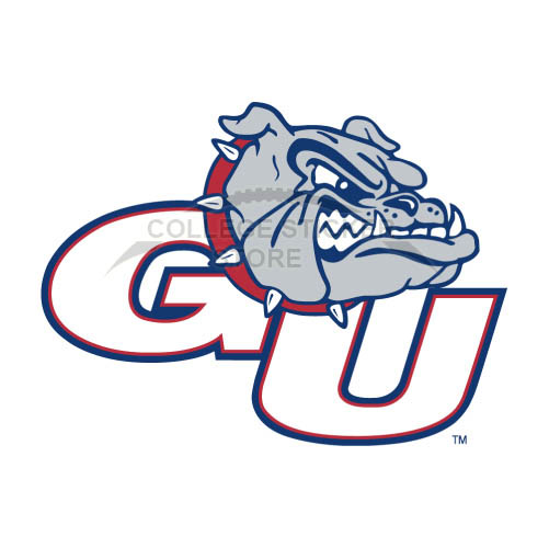 Design Gonzaga Bulldogs Iron-on Transfers (Wall Stickers)NO.4509