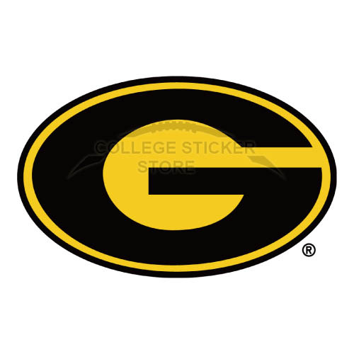 Design Grambling State Tigers Iron-on Transfers (Wall Stickers)NO.4510