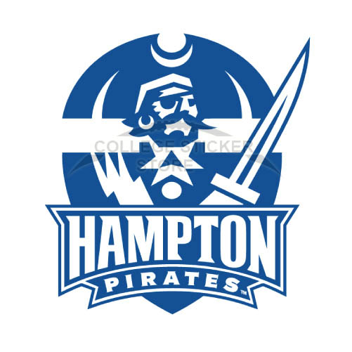 Design Hampton Pirates Iron-on Transfers (Wall Stickers)NO.4530