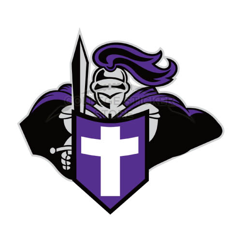 Design Holy Cross Crusaders Iron-on Transfers (Wall Stickers)NO.4563