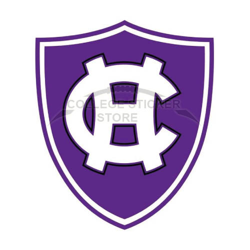 Design Holy Cross Crusaders Iron-on Transfers (Wall Stickers)NO.4567
