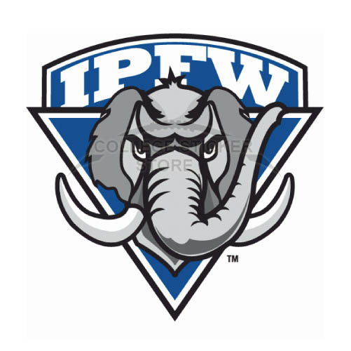 Design IPFW Mastodons Iron-on Transfers (Wall Stickers)NO.4673
