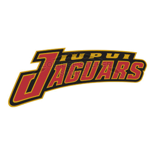 Design IUPUI Jaguars Iron-on Transfers (Wall Stickers)NO.4675