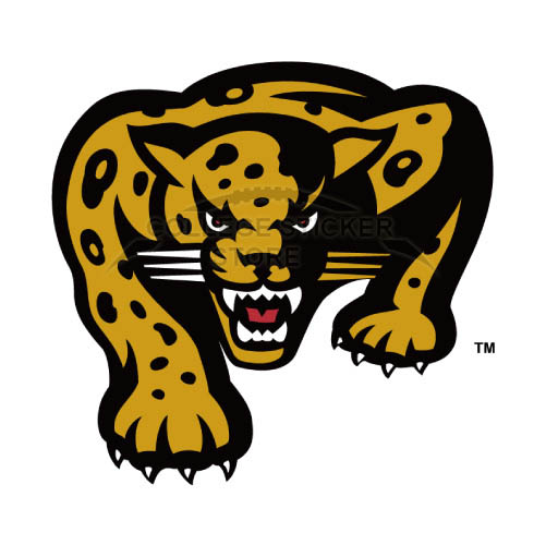 Design IUPUI Jaguars Iron-on Transfers (Wall Stickers)NO.4677