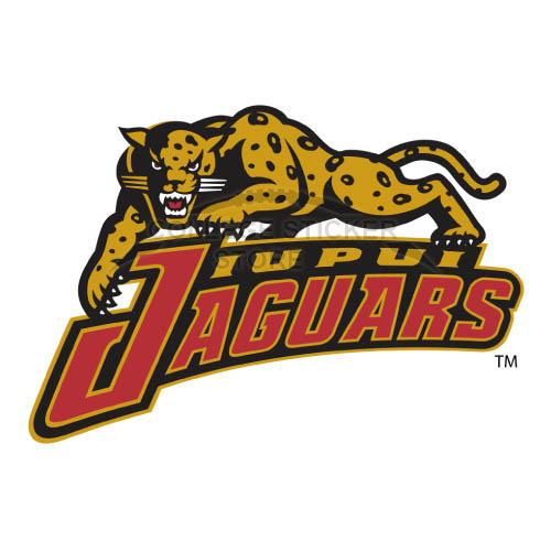 Design IUPUI Jaguars Iron-on Transfers (Wall Stickers)NO.4679