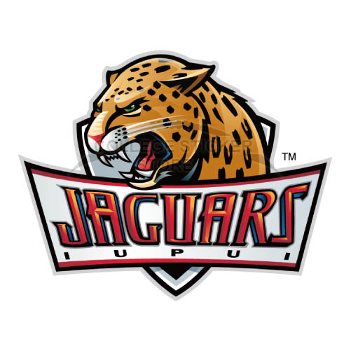 Design IUPUI Jaguars Iron-on Transfers (Wall Stickers)NO.4680