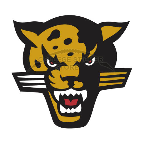 Design IUPUI Jaguars Iron-on Transfers (Wall Stickers)NO.4681