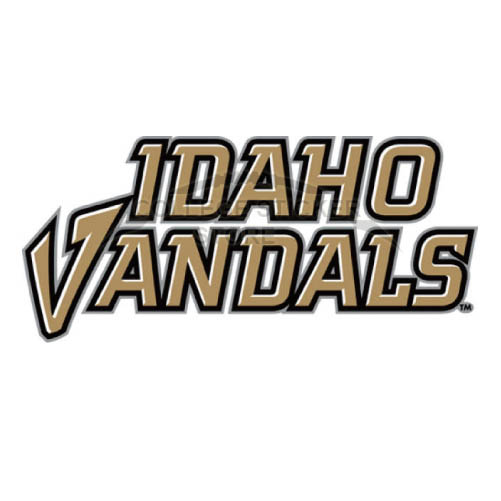Design Idaho Vandals Iron-on Transfers (Wall Stickers)NO.4595