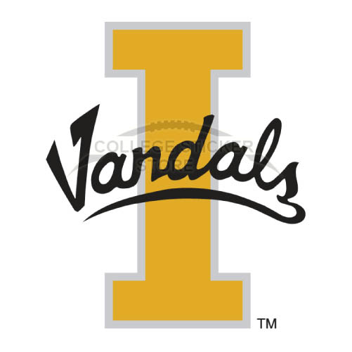 Design Idaho Vandals Iron-on Transfers (Wall Stickers)NO.4596