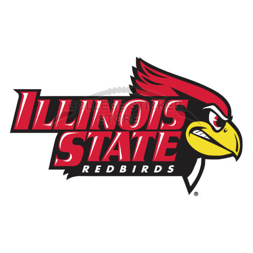 Design Illinois State Redbirds Iron-on Transfers (Wall Stickers)NO.4611