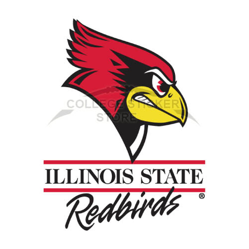 Design Illinois State Redbirds Iron-on Transfers (Wall Stickers)NO.4612