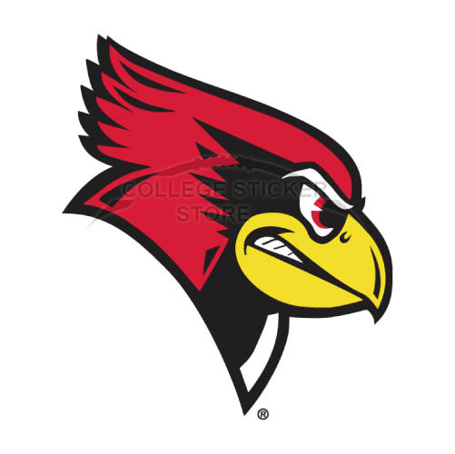 Design Illinois State Redbirds Iron-on Transfers (Wall Stickers)NO.4613