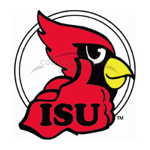 Design Illinois State Redbirds Iron-on Transfers (Wall Stickers)NO.4615