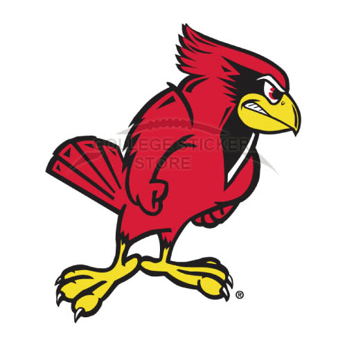 Design Illinois State Redbirds Iron-on Transfers (Wall Stickers)NO.4616