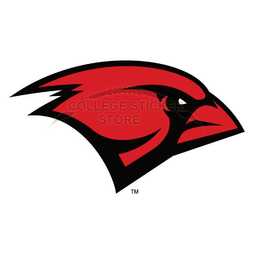 Design Incarnate Word Cardinals Iron-on Transfers (Wall Stickers)NO.4620