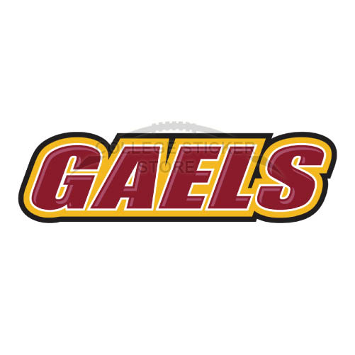 Design Iona Gaels Iron-on Transfers (Wall Stickers)NO.4645