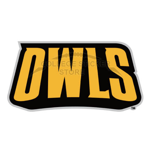 Design Kennesaw State Owls Iron-on Transfers (Wall Stickers)NO.4722