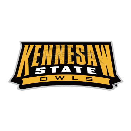 Design Kennesaw State Owls Iron-on Transfers (Wall Stickers)NO.4732