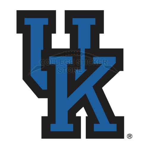 Design Kentucky Wildcats Iron-on Transfers (Wall Stickers)NO.4742